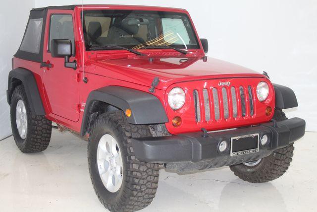 2011 Jeep Wrangler Sport Houston, Texas 2