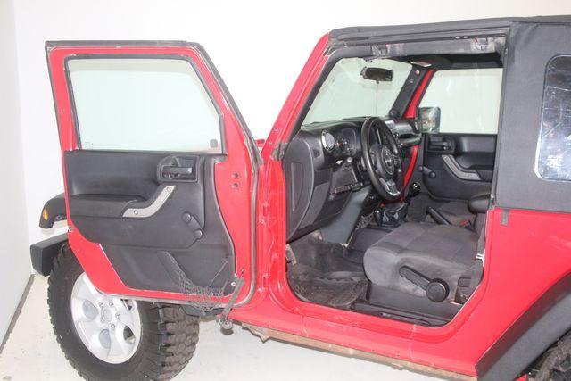 2011 Jeep Wrangler Sport Houston, Texas 11