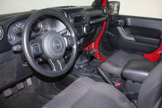 2011 Jeep Wrangler Sport Houston, Texas 14