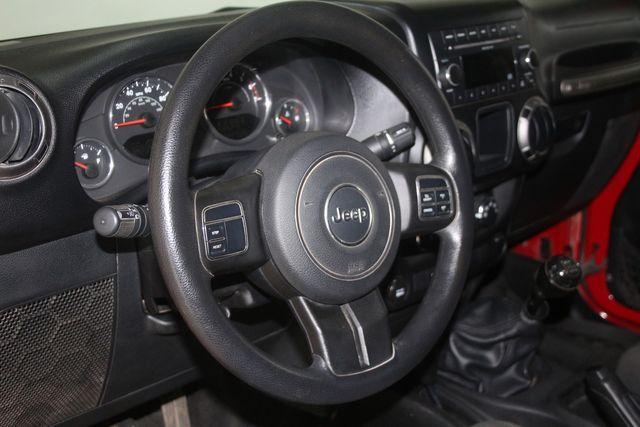 2011 Jeep Wrangler Sport Houston, Texas 15
