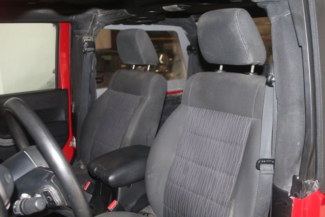 2011 Jeep Wrangler Sport Houston, Texas 17
