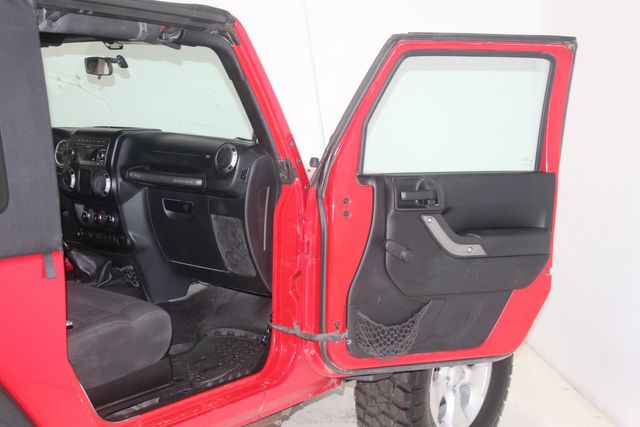 2011 Jeep Wrangler Sport Houston, Texas 18