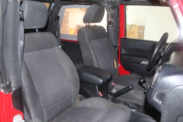 2011 Jeep Wrangler Sport Houston, Texas 24