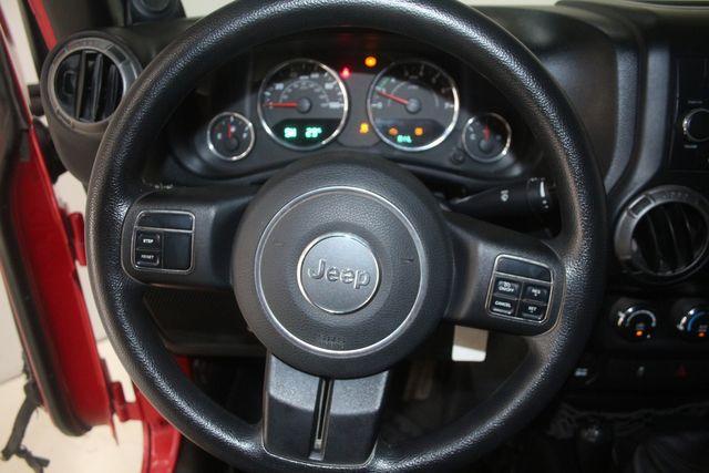 2011 Jeep Wrangler Sport Houston, Texas 26