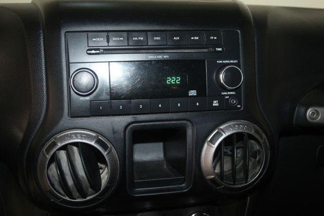 2011 Jeep Wrangler Sport Houston, Texas 29