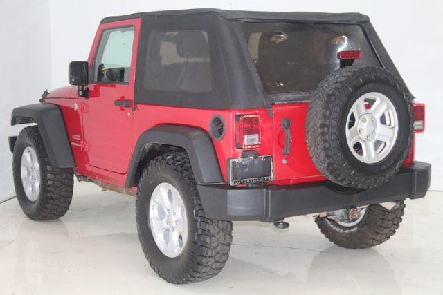 2011 Jeep Wrangler Sport Houston, Texas 6