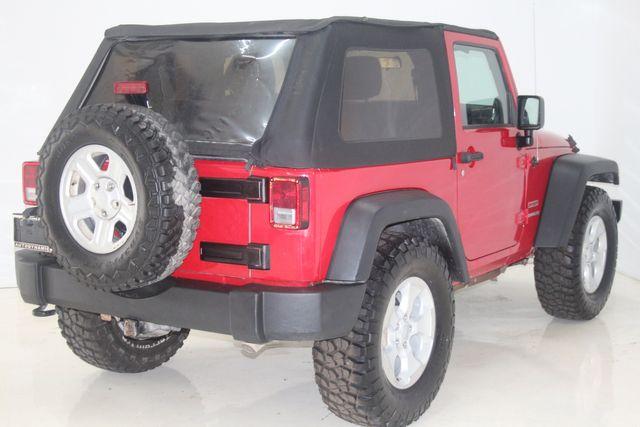 2011 Jeep Wrangler Sport Houston, Texas 7
