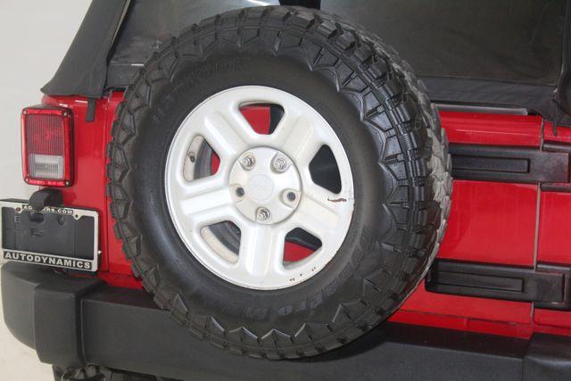 2011 Jeep Wrangler Sport Houston, Texas 8