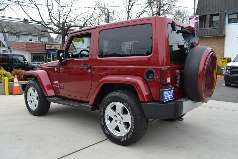 2011 Jeep Wrangler Sahara  city New  Father  Son Auto Corp   in Lynbrook, New