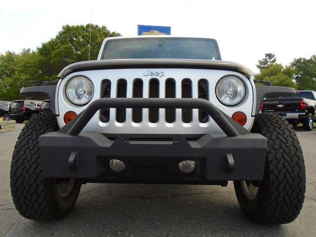 2011 Jeep Wrangler Sport Madison, NC 13