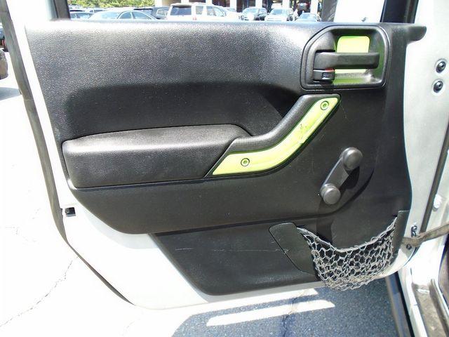 2011 Jeep Wrangler Sport Madison, NC 19