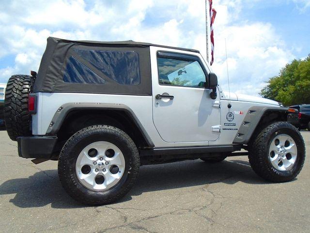 2011 Jeep Wrangler Sport Madison, NC 3