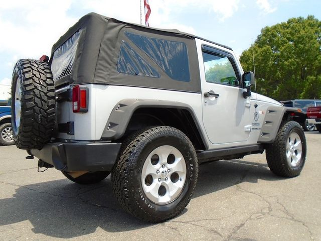 2011 Jeep Wrangler Sport Madison, NC 4