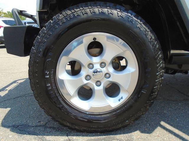 2011 Jeep Wrangler Sport Madison, NC 48