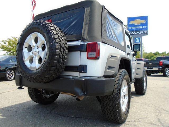 2011 Jeep Wrangler Sport Madison, NC 5