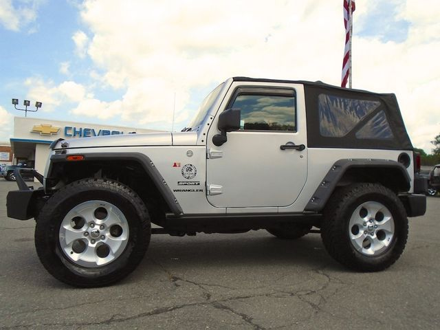 2011 Jeep Wrangler Sport Madison, NC 10