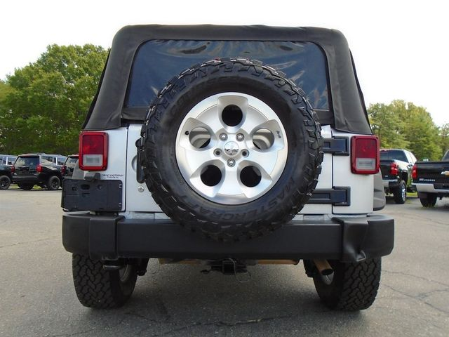 2011 Jeep Wrangler Sport Madison, NC 6