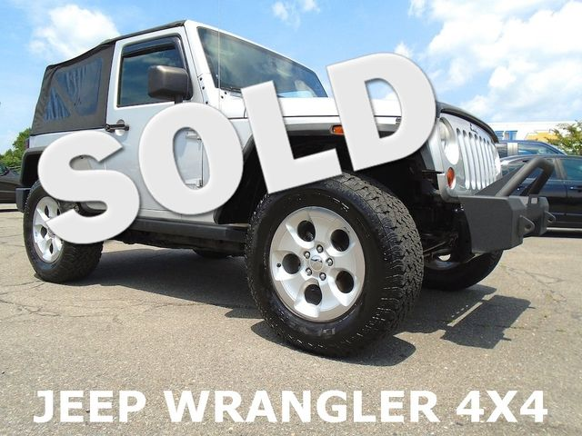 2011 Jeep Wrangler Sport Madison, NC