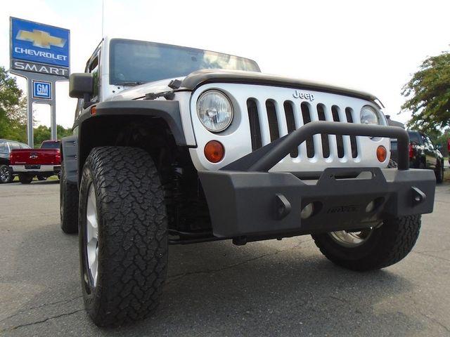 2011 Jeep Wrangler Sport Madison, NC 14