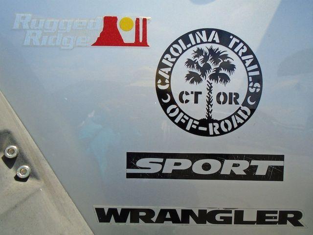 2011 Jeep Wrangler Sport Madison, NC 47