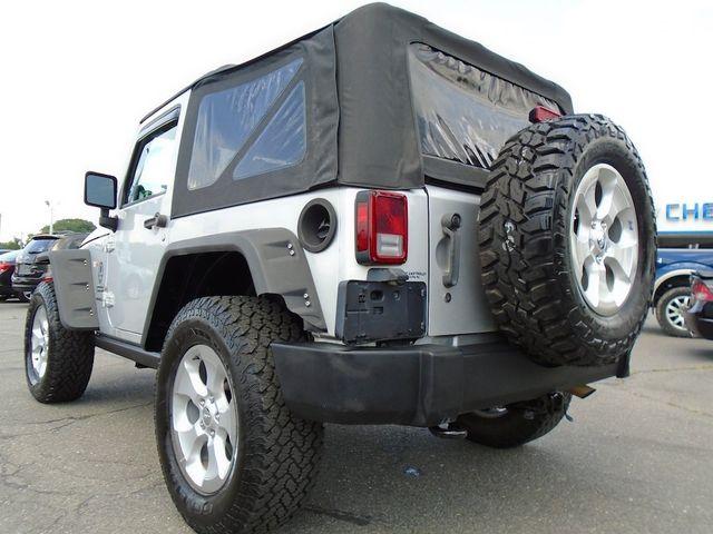 2011 Jeep Wrangler Sport Madison, NC 7