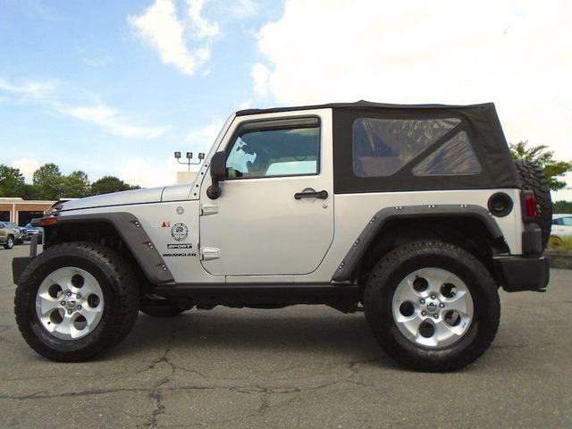 2011 Jeep Wrangler Sport Madison, NC 9