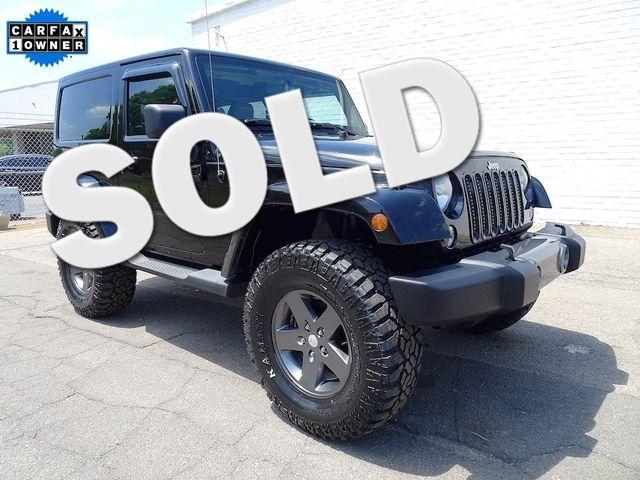 2011 Jeep Wrangler Mojave Madison, NC