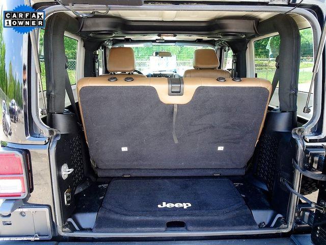 2011 Jeep Wrangler Mojave Madison, NC 15