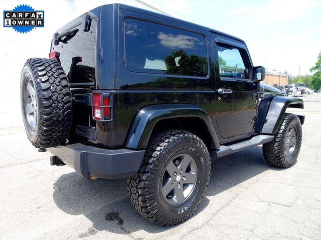 2011 Jeep Wrangler Mojave Madison, NC 2