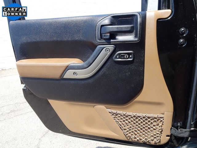 2011 Jeep Wrangler Mojave Madison, NC 25