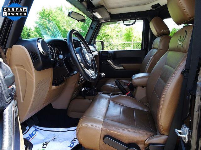2011 Jeep Wrangler Mojave Madison, NC 26