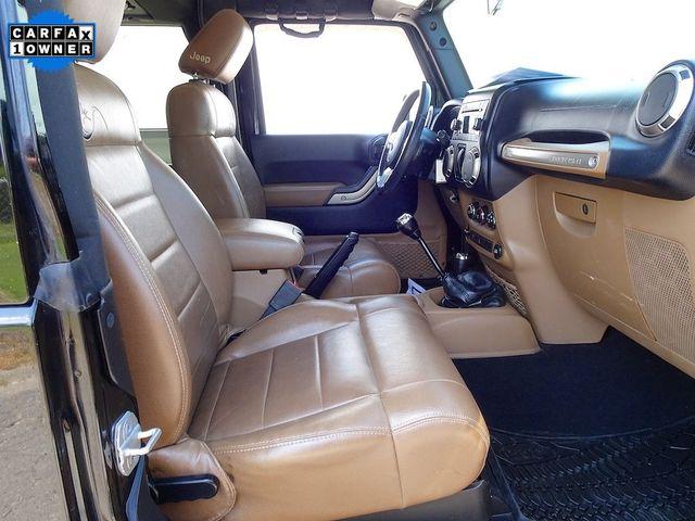 2011 Jeep Wrangler Mojave Madison, NC 32