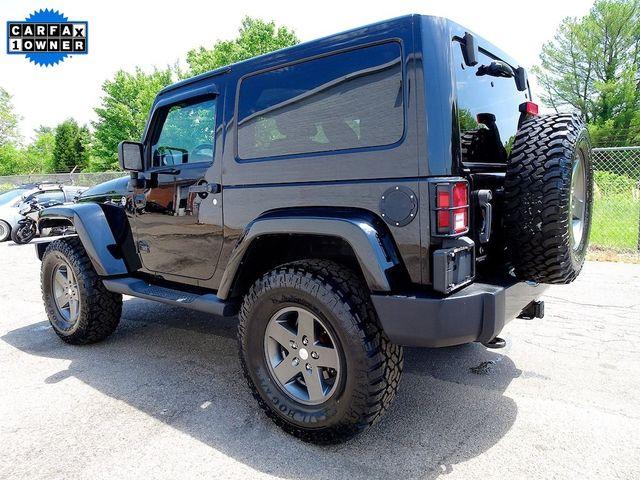 2011 Jeep Wrangler Mojave Madison, NC 4