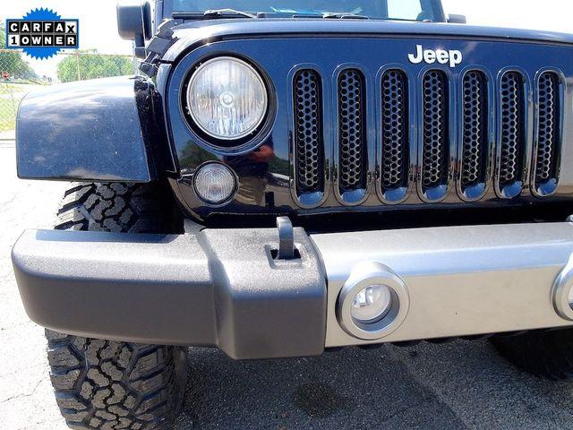 2011 Jeep Wrangler Mojave Madison, NC 8