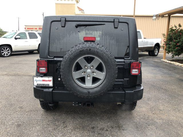 2011 Jeep Wrangler Unlimited Rubicon in Marble Falls, TX 78654