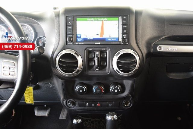 2011 Jeep Wrangler Unlimited Sahara in McKinney Texas, 75070