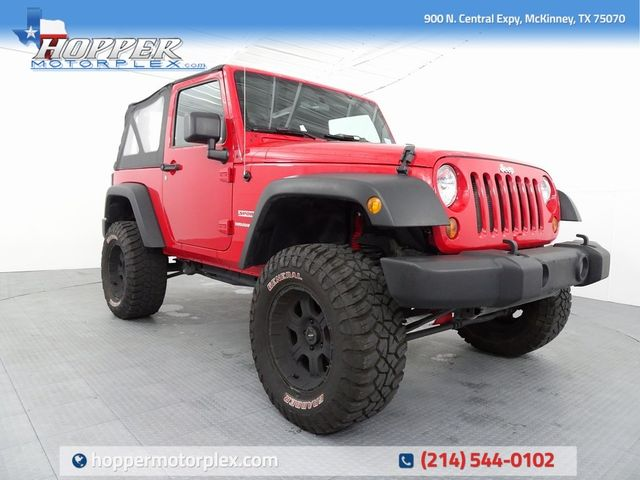 2011 Jeep Wrangler Sport in McKinney, Texas 75070