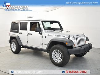2011 Jeep Wrangler Unlimited Rubicon in McKinney, Texas 75070