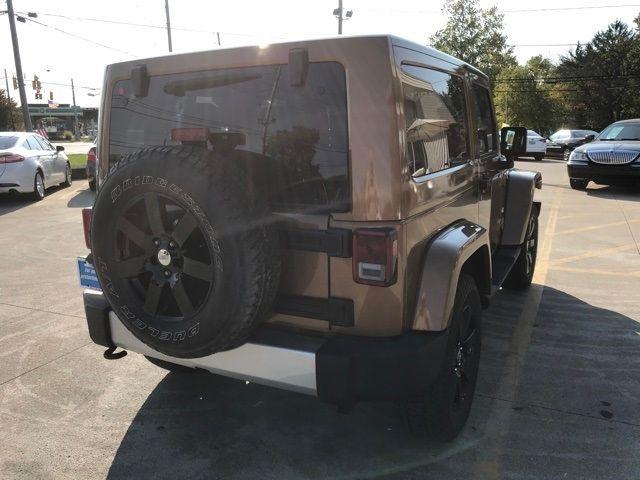 2011 Jeep Wrangler 70th Anniversary Edition in Medina, OHIO 44256