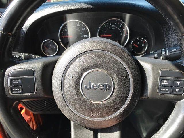 2011 Jeep Wrangler Unlimited Sport in Medina, OHIO 44256