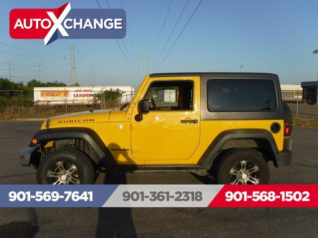 2011 Jeep Wrangler Rubicon in Memphis, TN 38115