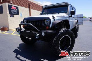 2011 Jeep Wrangler Sport 4x4 4WD Hardtop Lifted LOW MILES   MESA, AZ   JBA MOTORS in Mesa AZ