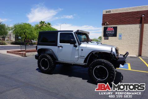2011 Jeep Wrangler Sport 4x4 4WD Hardtop Lifted LOW MILES | MESA, AZ | JBA MOTORS in MESA, AZ
