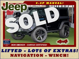 2011 Jeep Wrangler Rubicon 4x4 - LIFTED - NAV - LOT$ OF EXTRA$! Mooresville , NC