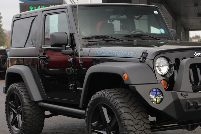 2011 Jeep Wrangler Rubicon 4x4 - LIFTED - NAV - LOT$ OF EXTRA$! Mooresville , NC 26