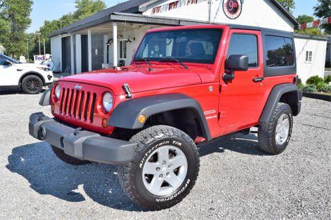 2011 Jeep Wrangler Sport in Mt. Carmel, IL