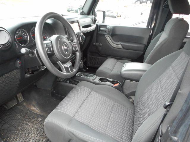 2011 Jeep Wrangler Sport New Windsor, New York 12