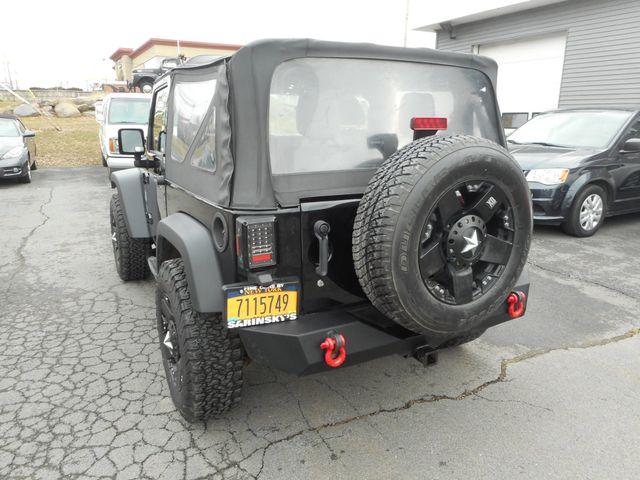 2011 Jeep Wrangler Sport New Windsor, New York 3
