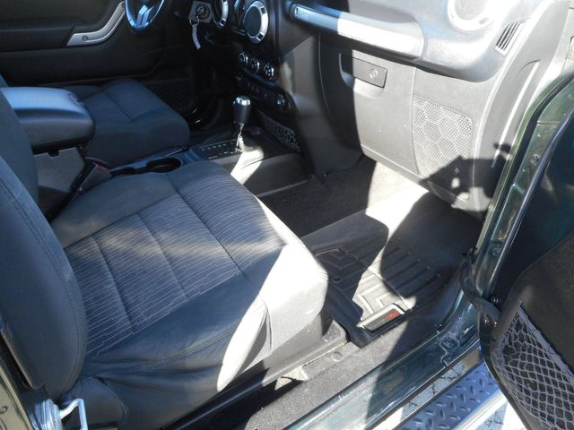 2011 Jeep Wrangler Sahara in New Windsor, New York 12553