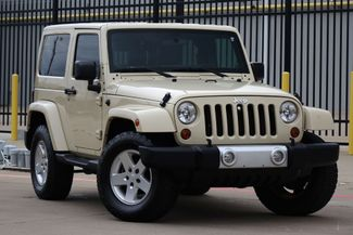 2011 Jeep Wrangler Sahara* Auto* Hard Top* 4x4* | Plano, TX | Carrick's Autos in Plano TX